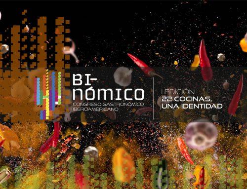 Binómico. Congreso Gastronómico Iberoamericano.